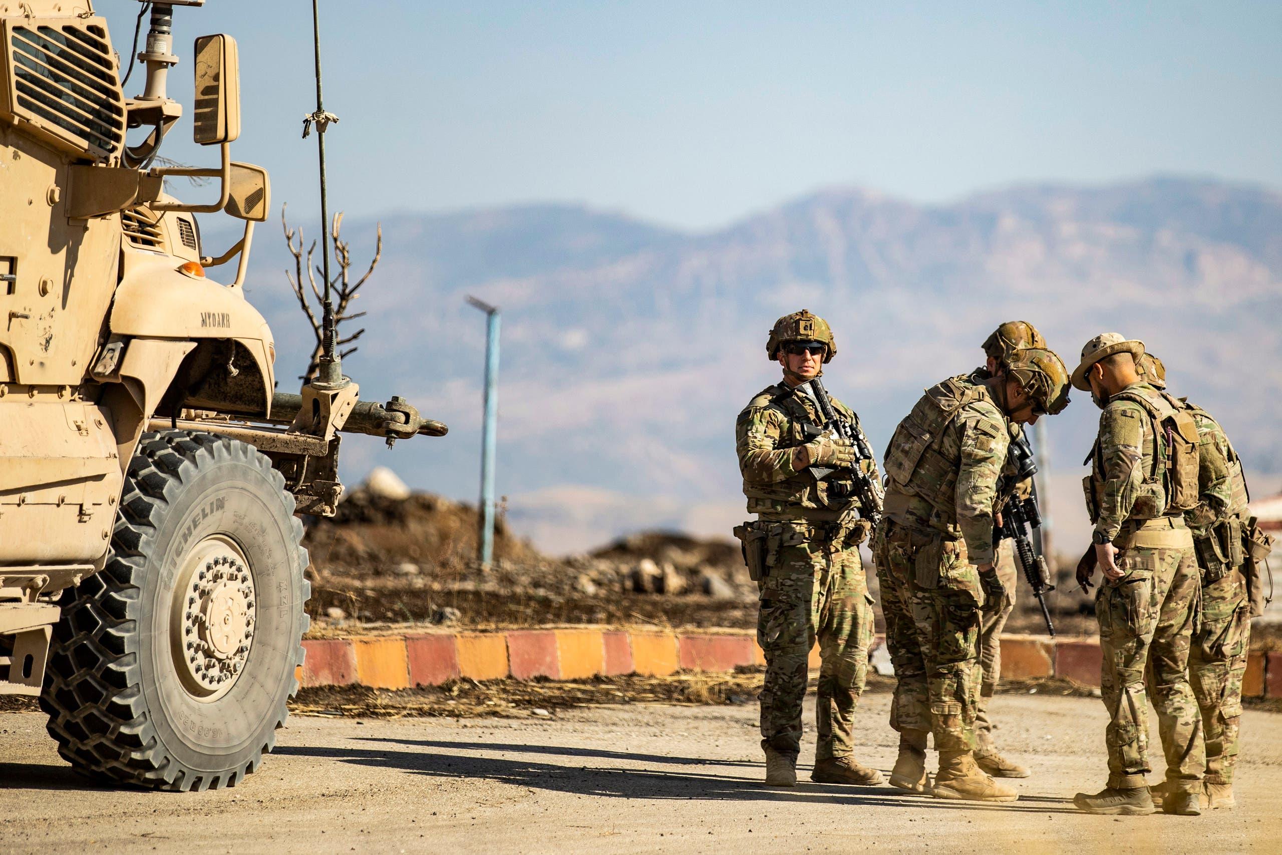 قوات أميركية في الحسكة (أرشيفية)