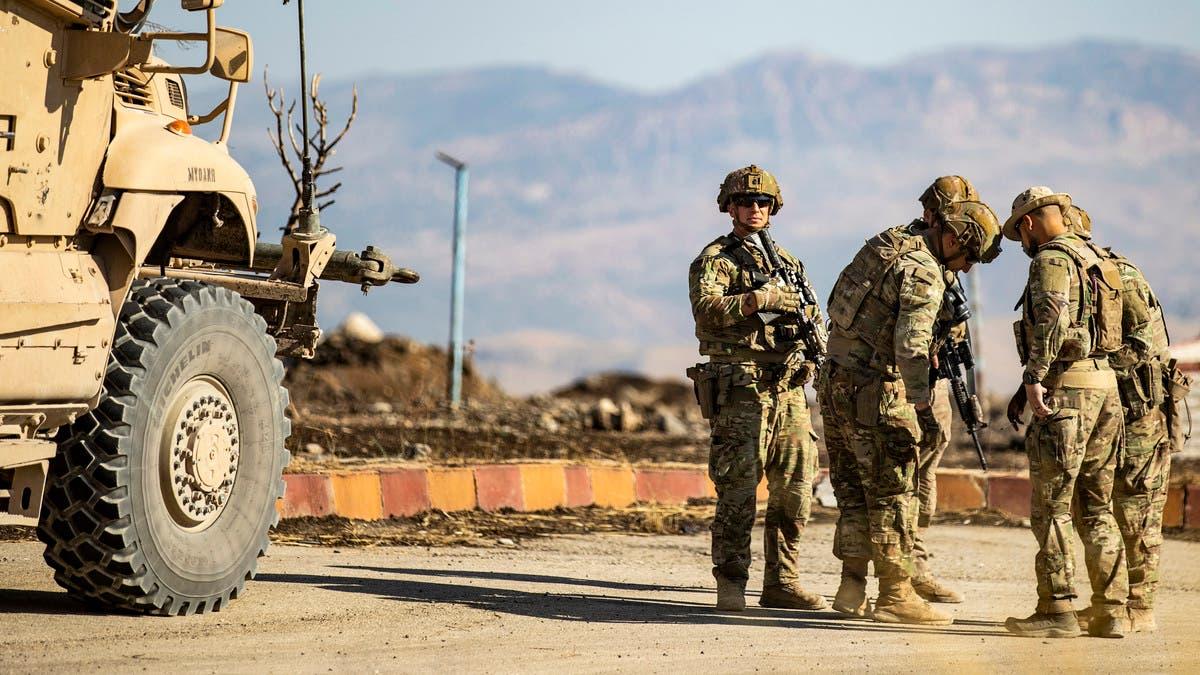 القوات الأميركية تعيد تموضعها في ريف الحسكة الشرقي