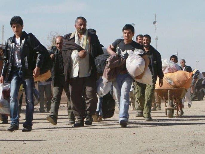 بازگشت بیش از 523 هزار مهاجر افغان از ایران طی نٌهونیم ماه