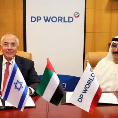 موانئ دبي: العلاقات مع إسرائيل ستفضي إلى تجارة بـ5 مليارات دولار