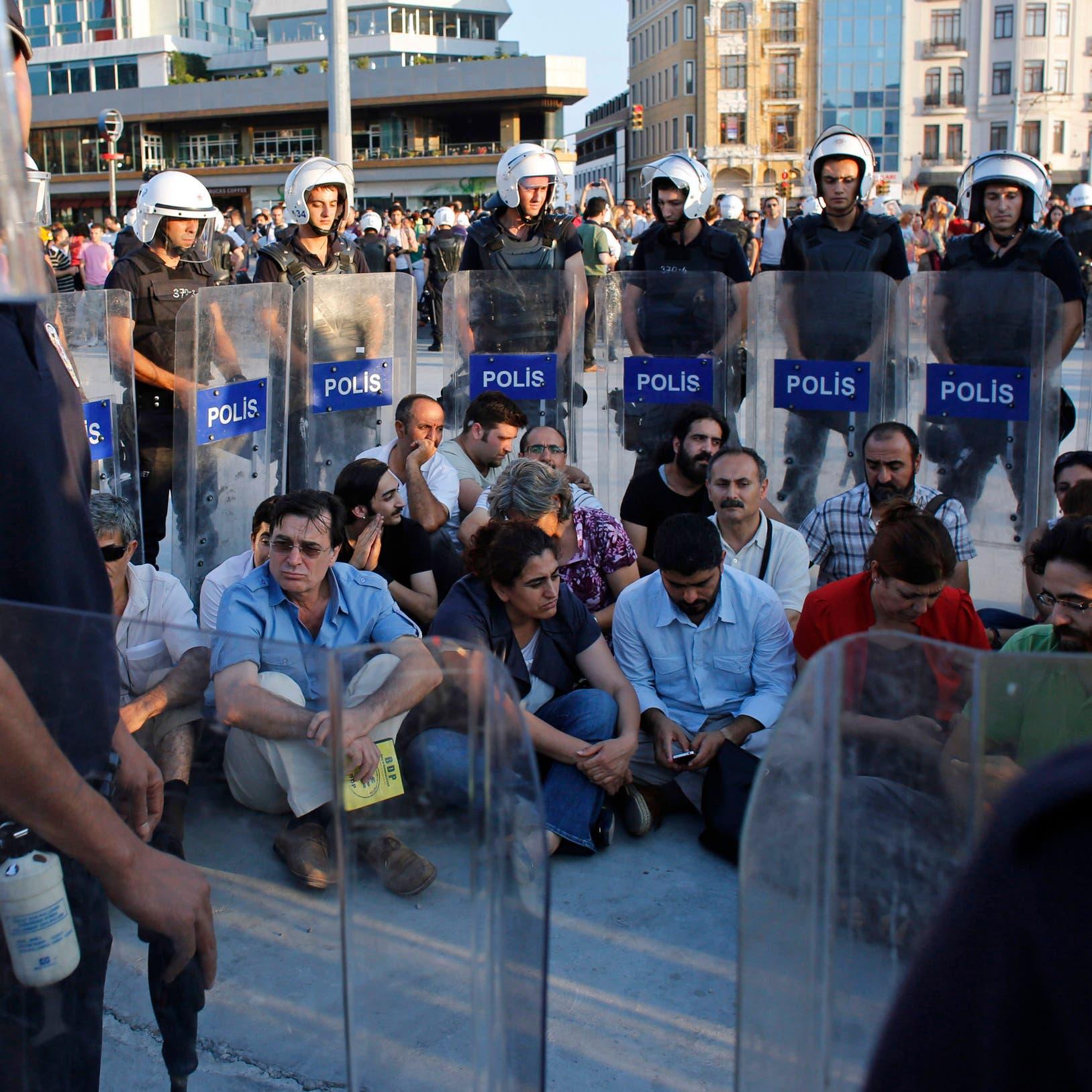"""محكمة تركية ترفض تبرئة متهمين بأحداث حديقة """"غيزي"""" عام 2013"""