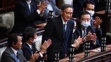 Japan's Parliament elects Yoshihide Suga as PM, replacing Abe