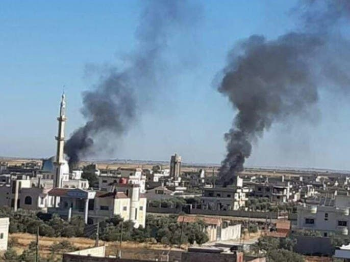 سوريا.. جرحى بانفجار عبوة ناسفة قرب سوق خضار في درعا
