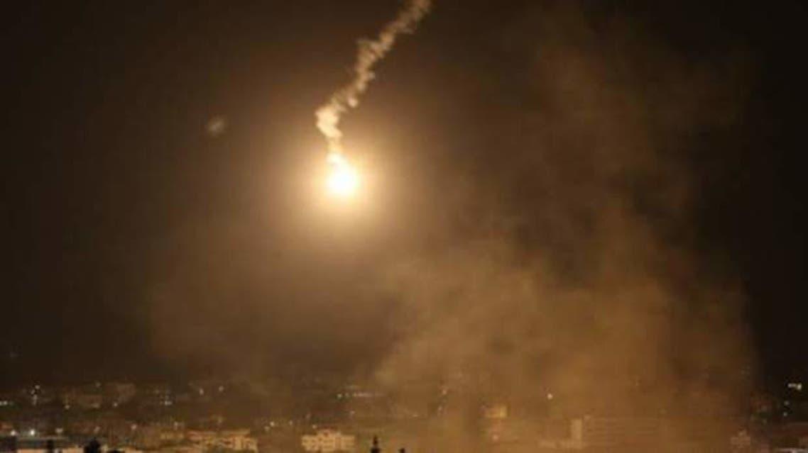 موشک پرانی از غزه