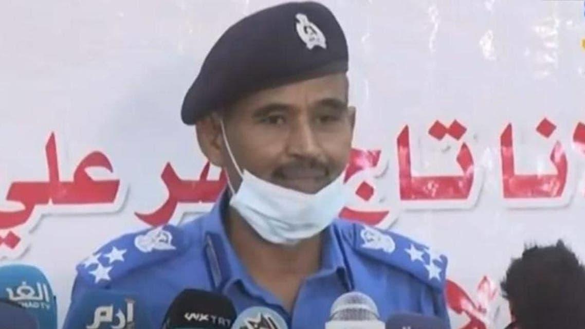 قائد الشرطة السودانية