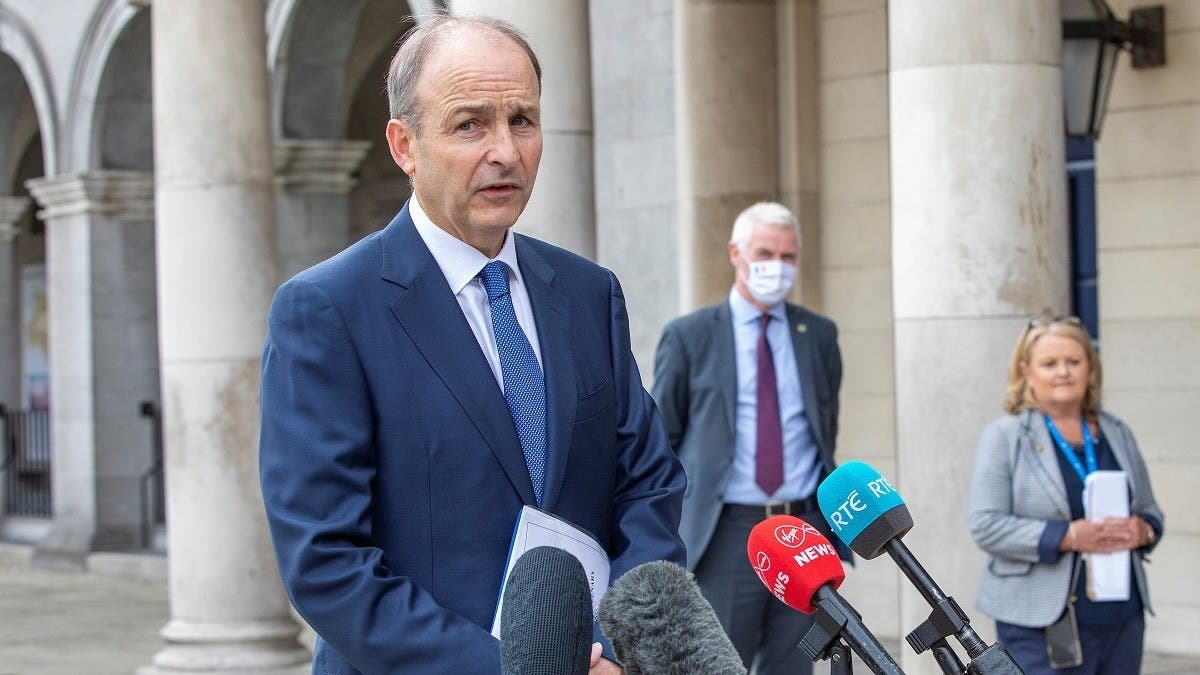Coronavirus: Entire Irish cabinet enters self-isolation, says prime minister thumbnail