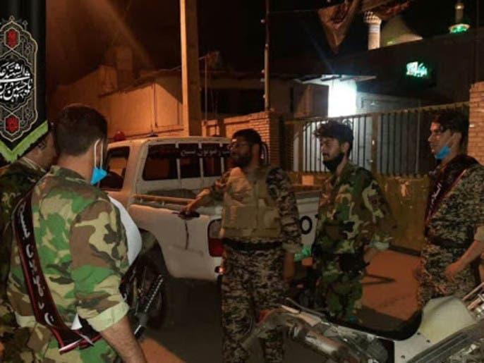"""بعد طهران.. الحرس الثوري يشكل """"فرق اقتحام"""" في الأهواز"""