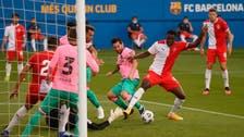 ميسي يتألق في فوز برشلونة الودي على جيرونا