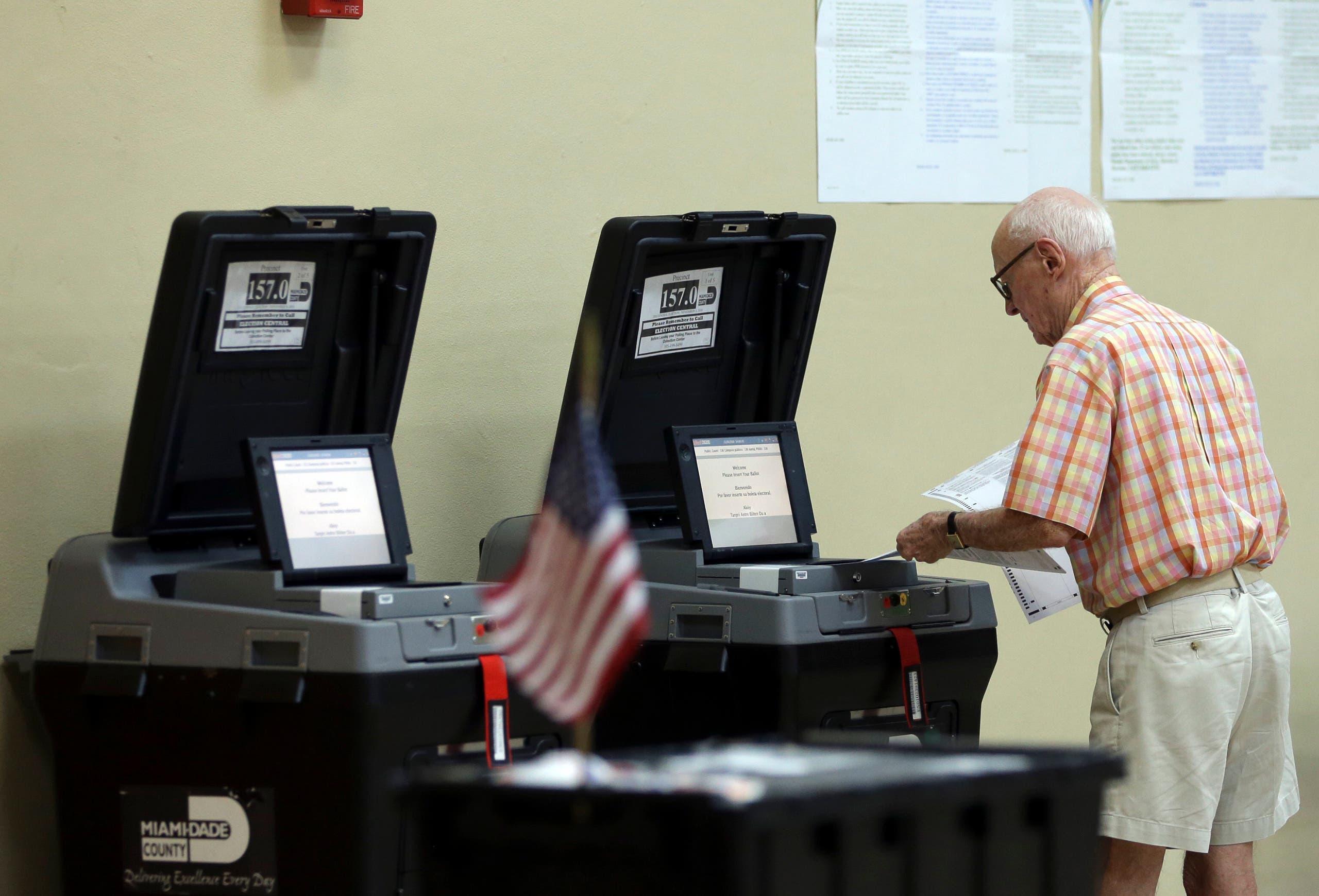 من الانتخابات السابقة في فلوريدا في 2016