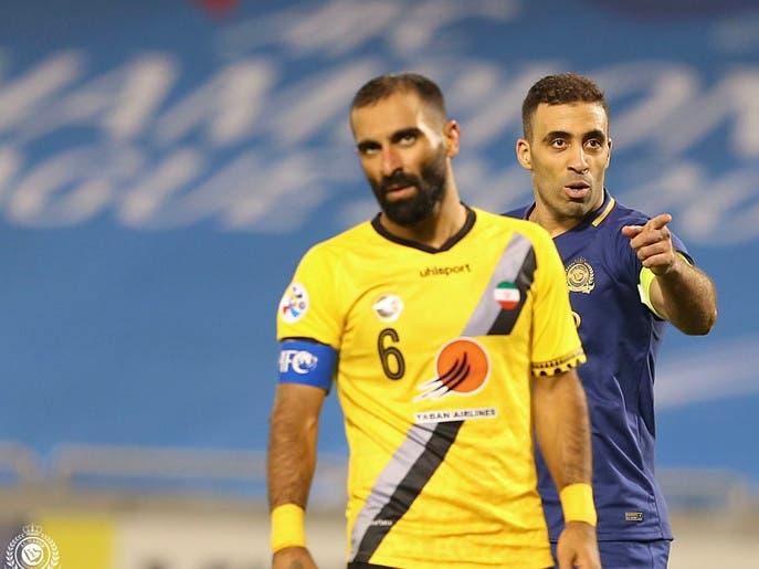 حمدالله أفضل لاعب في مباراة النصر وسابهان