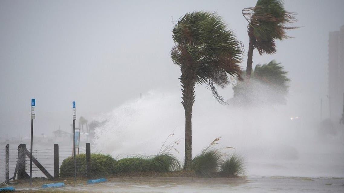 الإعصار سالي
