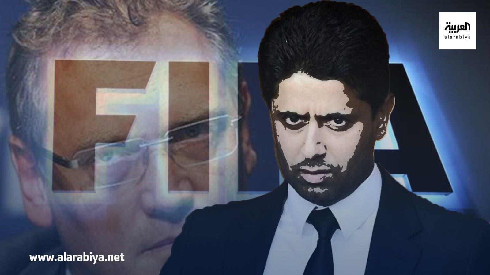 فضيحة فساد ناصر الخليفي