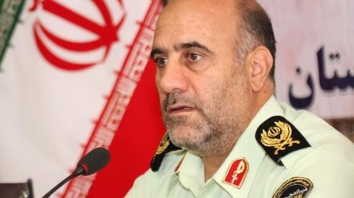 رئیس پلیس تهران: پوزه اراذل و اوباش عربدهکش را به خاک میمالیم
