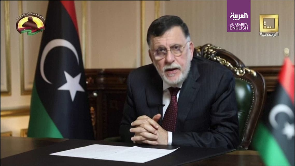 Libya's GNA PM Fayez al-Sarraj says he wants to quit by end October