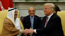 US President Trump awards Kuwait's emir 'prestigious' decoration, White House says