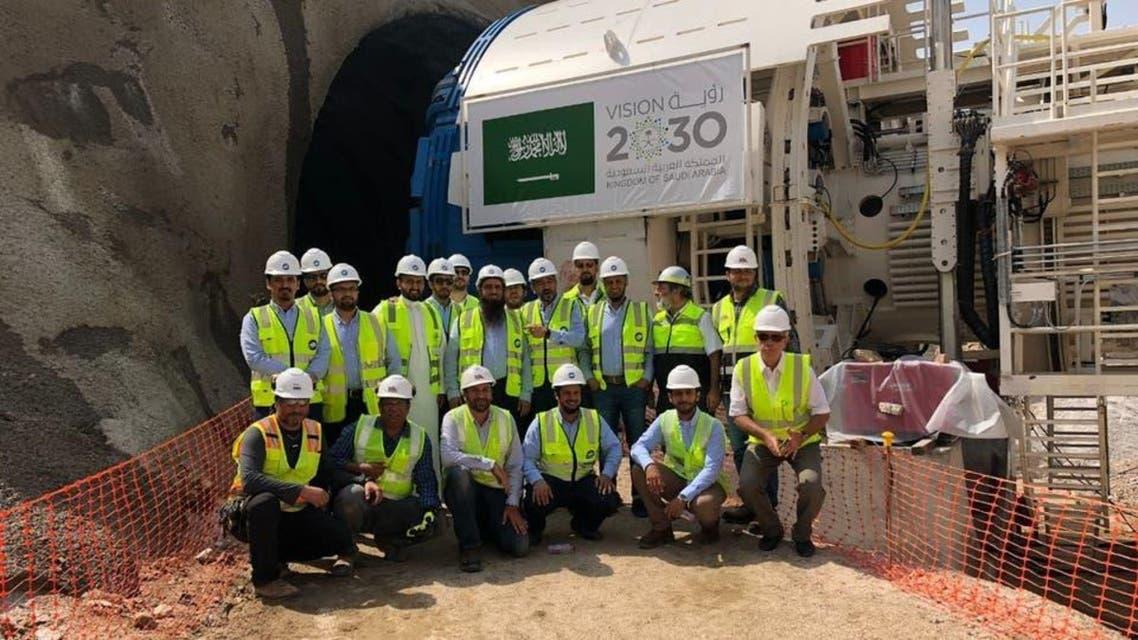 KSA:Water Pipeline Project
