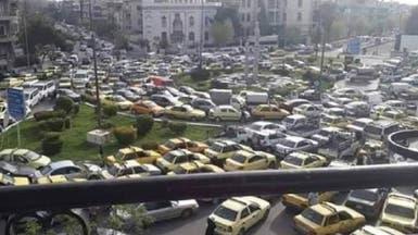 سوريا والوقود.. طوابير من الناس وسط عجز النظام