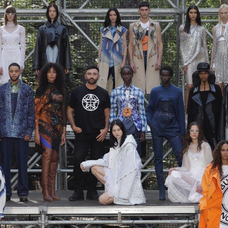 في لندن: أسبوع الموضة لم يعد يشبه نفسه