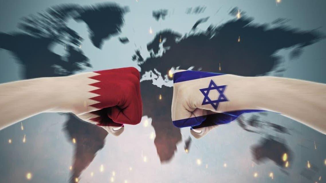 Israel and qatar