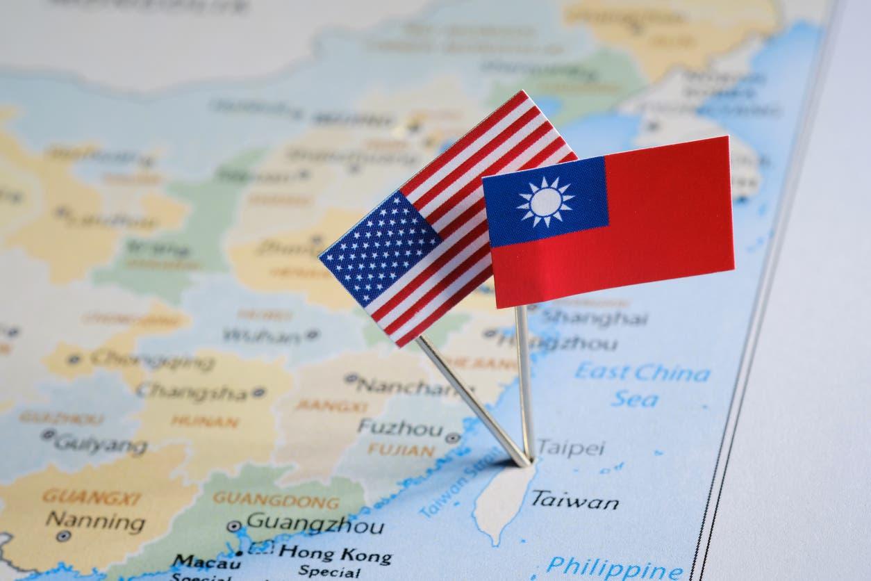 تايوان وأميركا