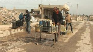 أزمة وقود خانقة تضرب مناطق سيطرة النظام السوري