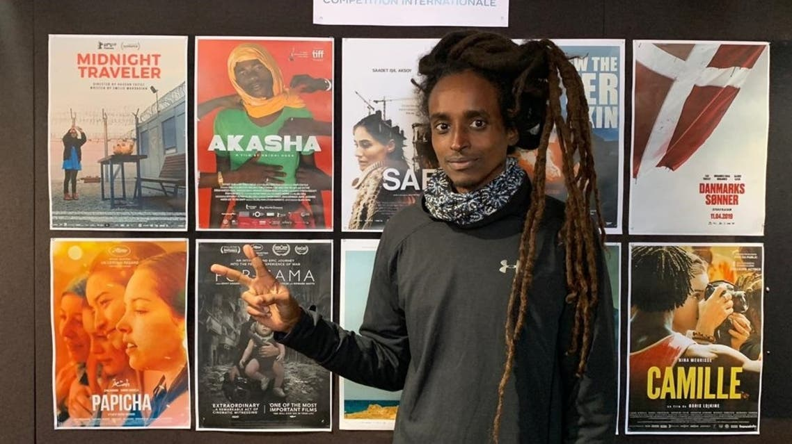 Sudanese filmmaker Hajooj Kuka. (Social Media)