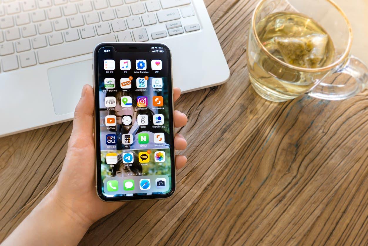 5 طرق لترتيب وتنظيم التطبيقات في الايفون