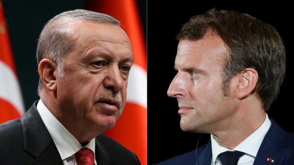 ماكرون لتركيا: لنعيد فتح حوار مسؤول بعيداً عن السذاجة