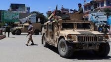 Afghan forces kill Taliban mastermind of a suicide car bomb attack