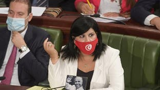 """عبير موسي تصعد ضد """"أخطبوط الإرهاب"""" في تونس"""