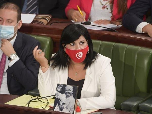 """ضد """"أخطبوط الإخوان"""".. حزب في تونس يصعد لهجته"""
