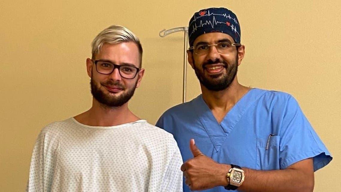 سعودی سرجن