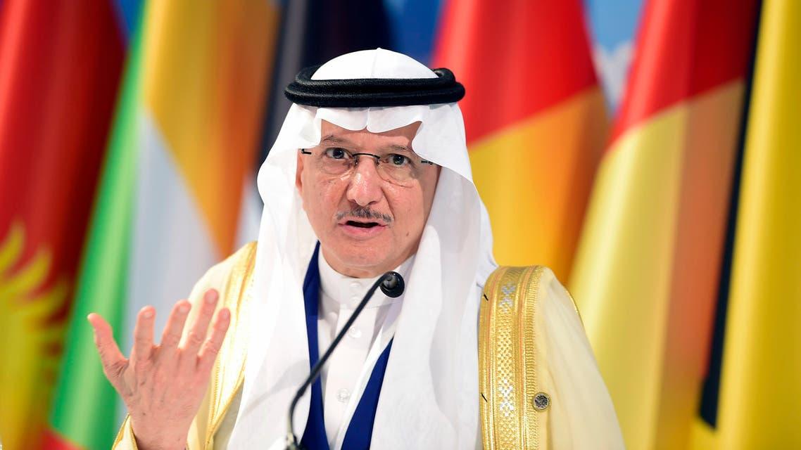 Yousef bin Ahmed al-Othaimeen, OIC Secretary-General (AFP)
