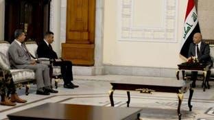 رئيس العراق: محاكمة المجرمين مطلب أساسي لبناء دولة مستقرة
