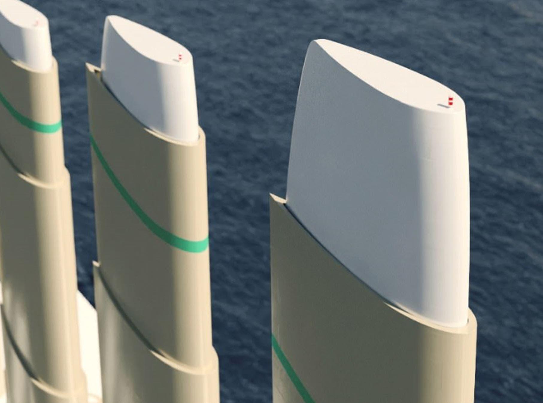 """""""طائر المحيط"""".. أطول سفينة شحن شراعية في العالم"""