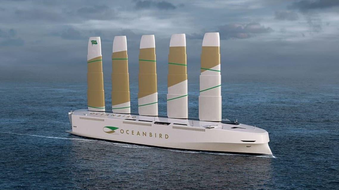 أطول سفينة شراعية