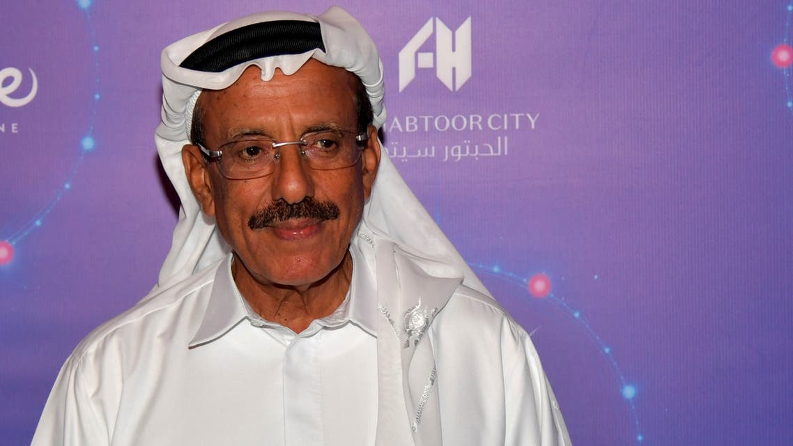 Khalaf al-Habtoor (File photo: AFP)