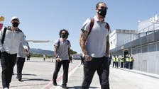 مشكلة فنية تجبر ريال مدريد على تغيير طائرته