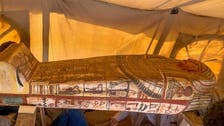 Egypt discovers 14 ancient tombs at Saqqara south of Cairo