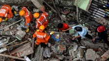 At least eight killed in residential building collapse in central India