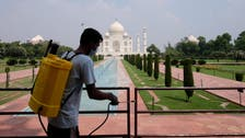 India reopens Taj Mahal as COVID-19 restrictions eased