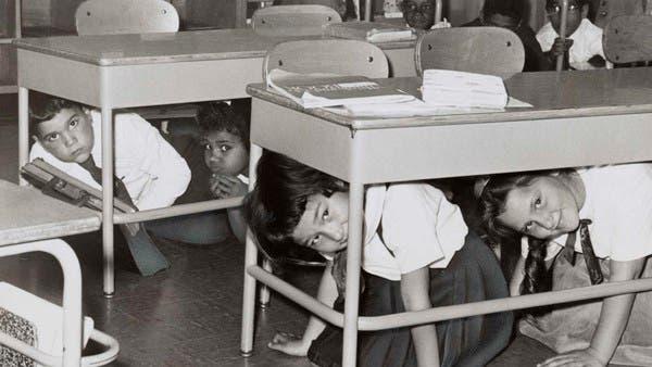 بسلحفاة.. حاولت أميركا حماية أطفالها من النووي السوفيتي