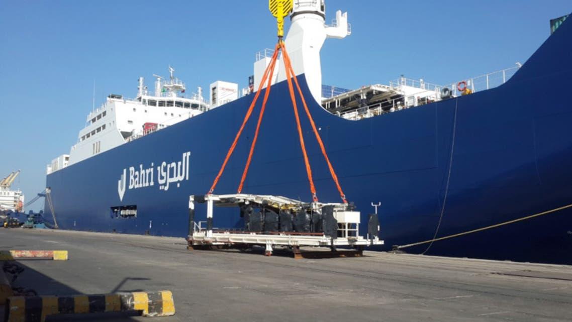 الشركة الوطنية السعودية للنقل البحري