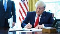 به فرمان ترامپ آمریکا حامیان ایران را تحریم میکند