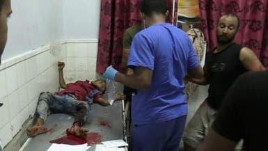 تعز.. قصف حوثي يودي بحياة امرأة وإصابة 10بينهم أطفال