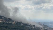 لبنان: بیروت کے جنوب میں حزب اللہ کے اسلحہ ڈپو میں پُراسرار دھماکا