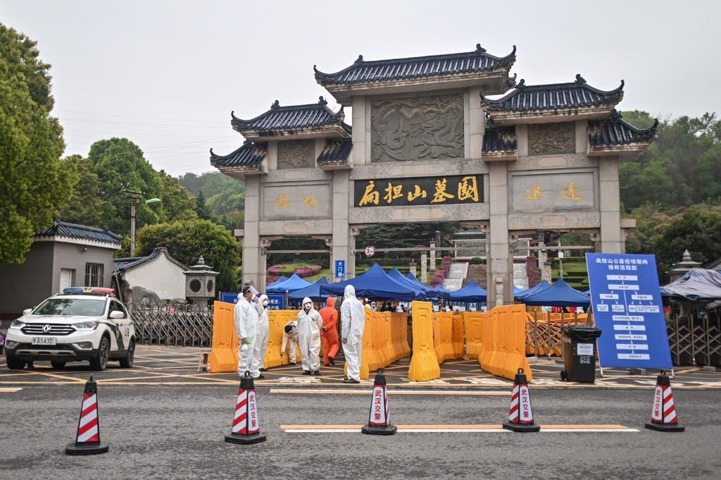 ووهان بمقاطعة هوبي بوسط الصين