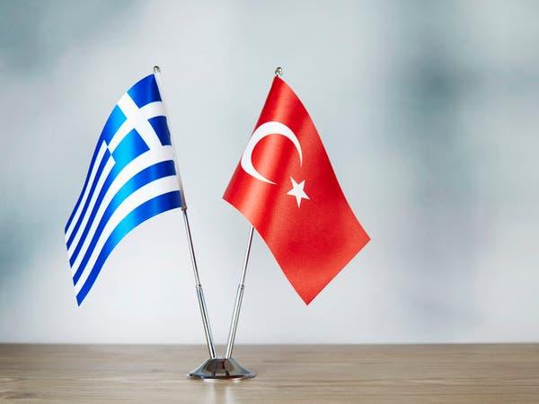 وزيرا خارجية تركيا واليونان يجتمعان لأول مرة منذ بداية الأزمة