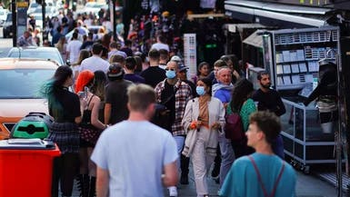 اقتصاد بريطانيا ينكمش في ظل قيود جديدة لمكافحة الفيروس