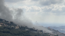 Explosion in Lebanon at Hezbollah arms depot: Report